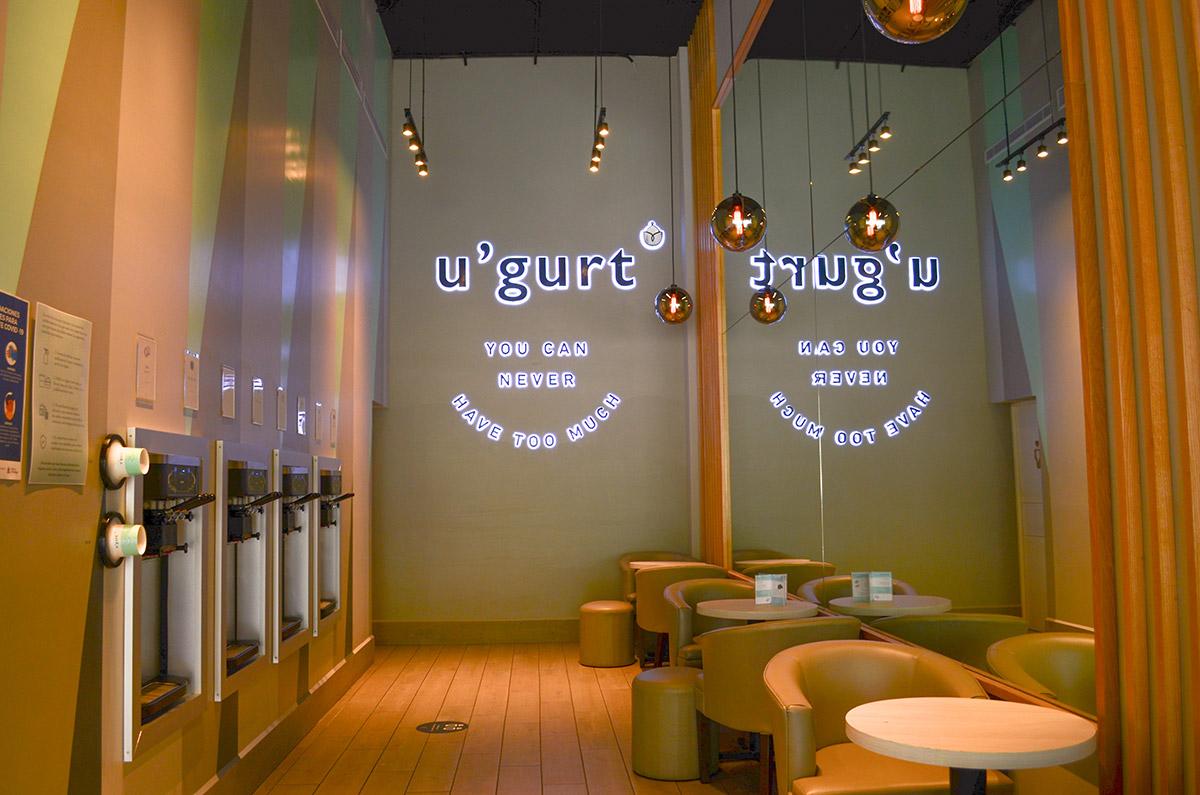 Interiorismo para restaurantes, Diseño de restaurante san pedro