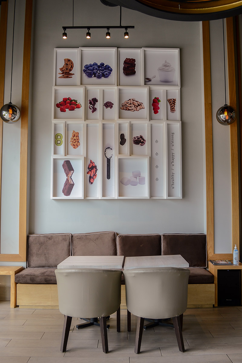 Interiorismo para restaurantes, Diseño de restaurantes san pedro